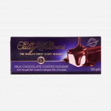 Sally Williams Milk Chocolate Nougat