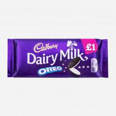 Dairy Milk Oreo Tafel