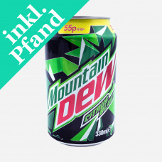 Mountain Dew Citrus Blast