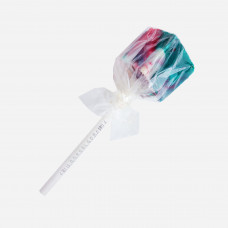Tie Dye Cube Pops