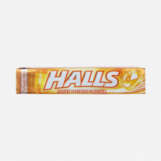 Halls Honey & Lemon