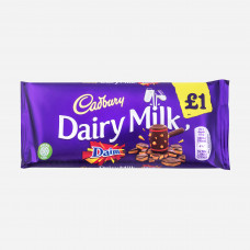 Cadbury Dairy Milk Daim Tafel