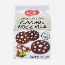 Frollini Con Cacao e Nocciole