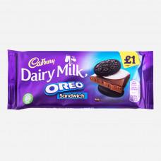 Dairy Milk Oreo Sandwich
