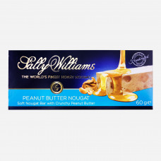 Sally Williams Peanut Butter Nougat