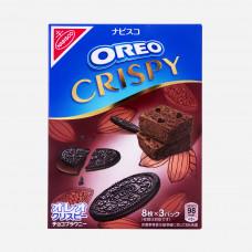Oreo Crispy Choco Brownie