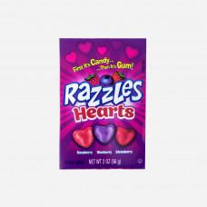 Razzles Hearts