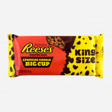 Reeses Crunchy Cookie Big Cup Kingsize