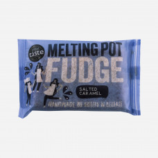 Melting Pot Fudge Salted Caramel