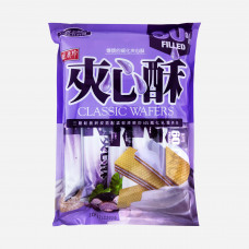 Taro Creme Waffel