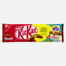 Kit Kat Lemon Drizzle 9 Bars