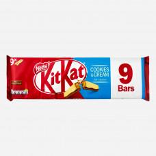Kit Kat Cookies & Cream 9 Bars