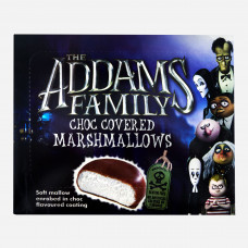 The Addams Family Choc Covered Marshmallows
