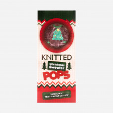 Knitted Christmas Sweater Pop
