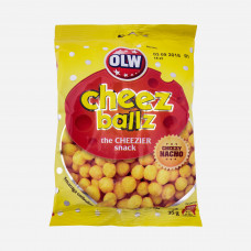 Cheez Ballz