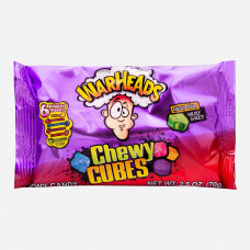 Warheads Chewy Cubes