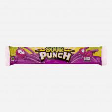 Sour Punch Grape Straws