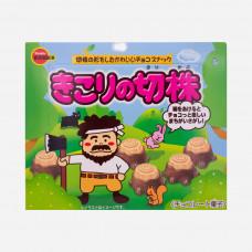 Bourbon Kikori No Kirikabu Chocolate Tree Stump Cookies