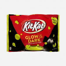 Kit Kat Glow in the Dark Snack Size Wrappers
