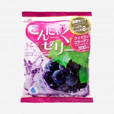 Yukiguni Aguri Konjac Jelly Grape Juice
