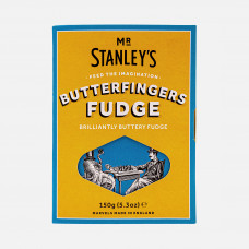 Mr. Stanley's Butterfingers Fudge