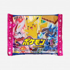 Lotte Pokemon Choco Wafer
