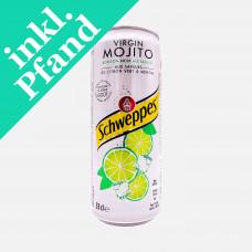 Schweppes Virgin Mojito