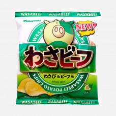 Yamayoshi Wasabeef Potato Chips
