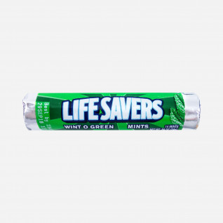 Life Savers Wint-O-Green Roll
