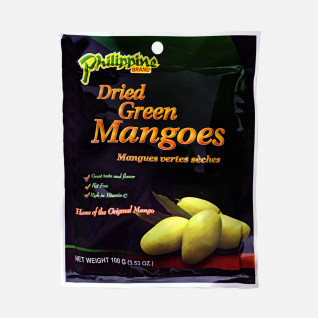 Grüne Mangos