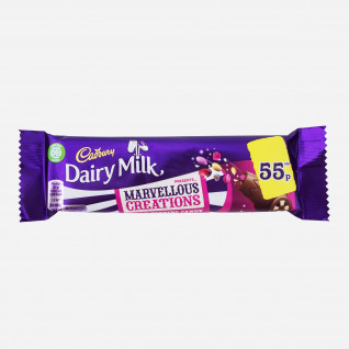 Dairy Milk Marvellous Jelly Popping
