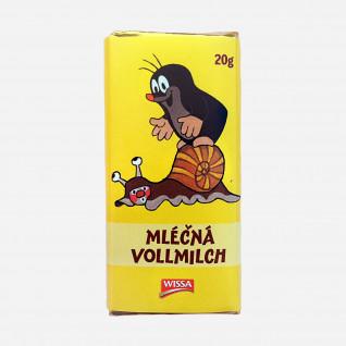 Krtek Schokolade