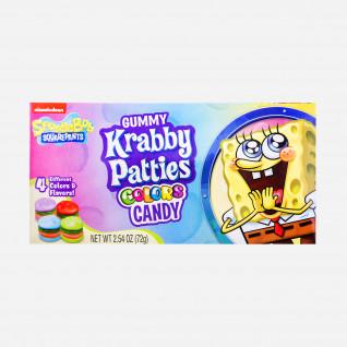 Gummy Krabby Patties Colors