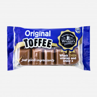 Walkers Toffee Slab