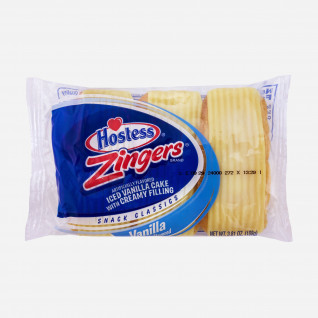 Hostess Vanilla Zingers