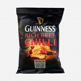 Guinness Rich Beef Chilli