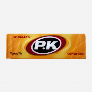 PK Chewing Gum Orange
