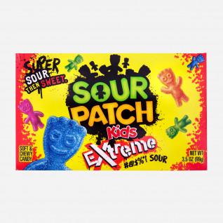 Sour Patch Extreme Box