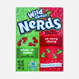 Nerds Wild Cherry and Watermelon