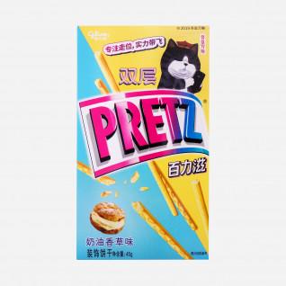 Double Pretz Vanilla Cream