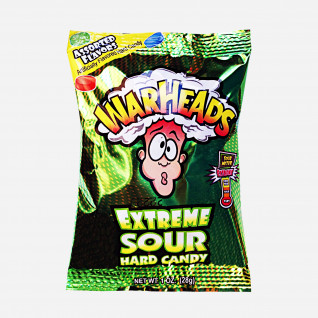 Warheads Extreme Sour Big Bag
