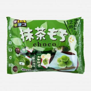 Matcha Mochi Choco