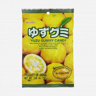 Yuzu Gummy Candy