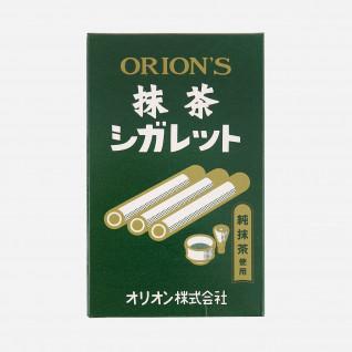 Orion Matcha Green Tea Sticks