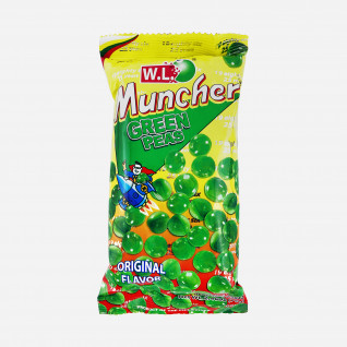 Muncher Green Peas