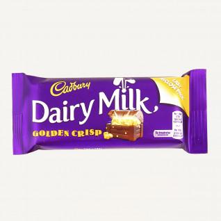 Cadbury Dairy Milk Golden Crisp