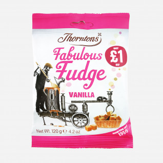 Thorntons Fabulous Fudge