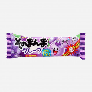 Grape Soft Chewing Gum