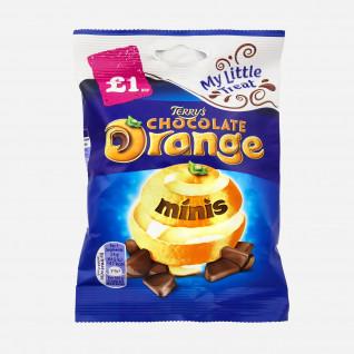 Terry's Chocolate Orange Minis