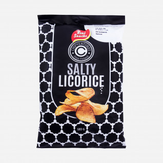 Chipventures Salty Licorice